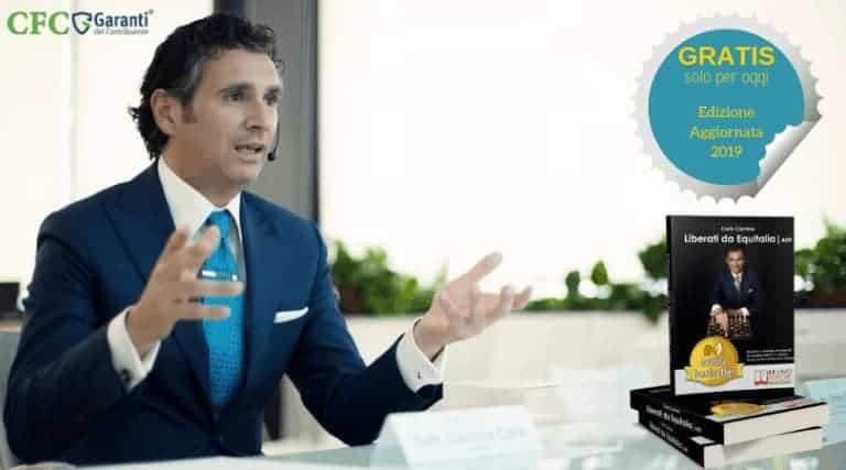 Carlo Carmine, Difensore patrimoniale, Equitalia, best seller amazon, ebook - CFC Legal Garanti Del Contribuente