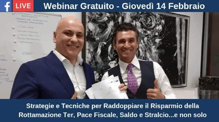 Carlo Carmine, Webinar 14 Febbario, Difensore Patrimoniale, CFC Garanti del Contribuenti - CFC Garanti