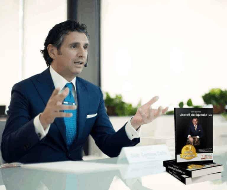 Carlo Carmine, CFC Garanti del Contribuente, Economy, Carlo Carmine, Agenzia Entrate, ex Equitalia, Agenzia Entrate Riscossione