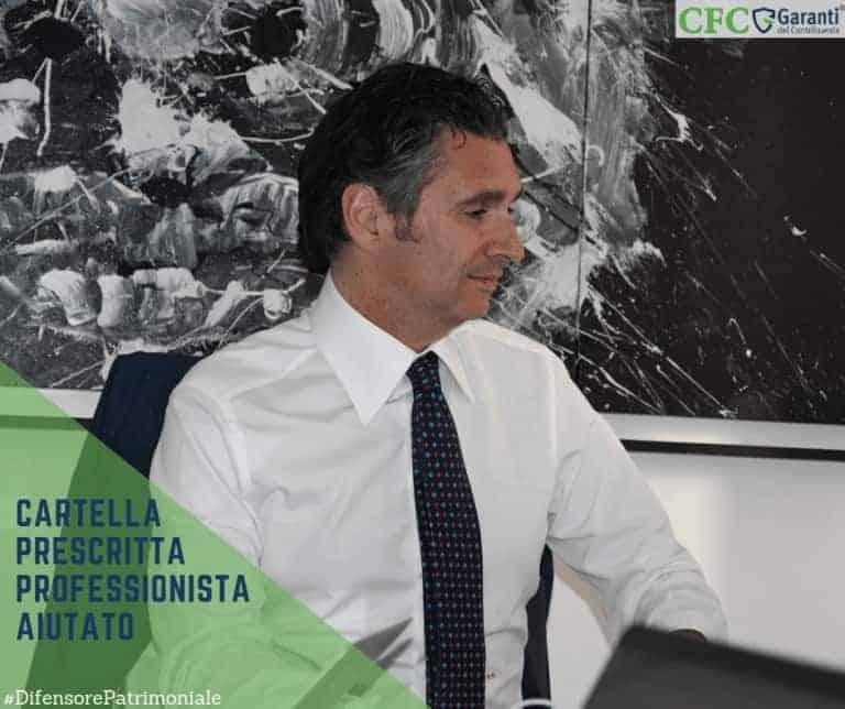 Carlo Carmine, Post sentenza Antonio Bari mail - CFC Legal Garanti Del Contribuente