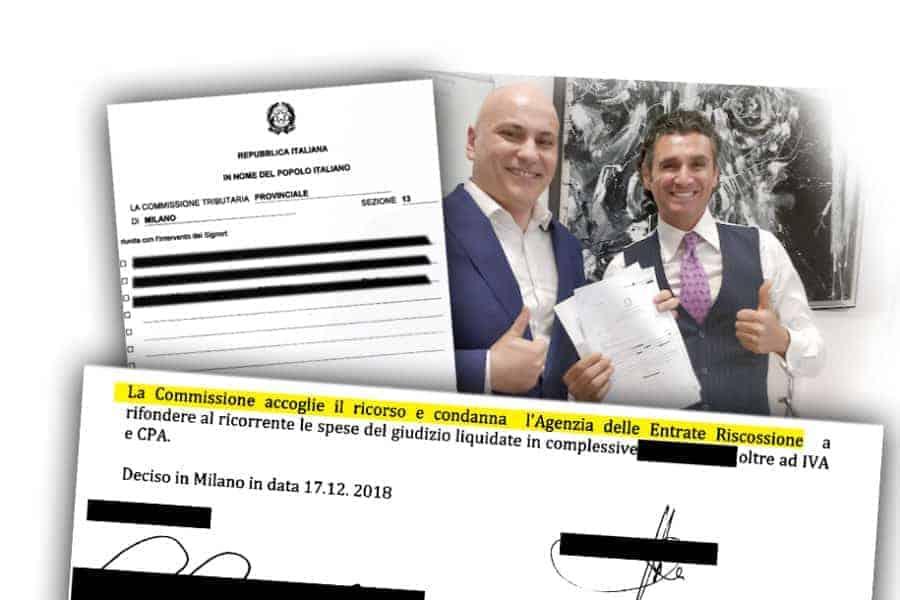 Carlo Carmine, sentenza Difetti di notifica - CFC Legal Garanti Del Contribuente