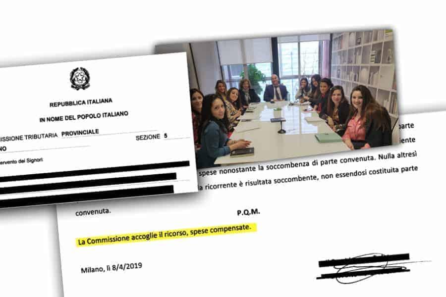 sentenza-cartellaesattoriale2 - CFC Legal Garanti Del Contribuente