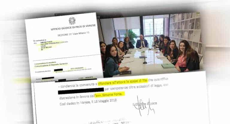 sentenza FermoAmministrativo - CFC Legal Garanti Del Contribuente