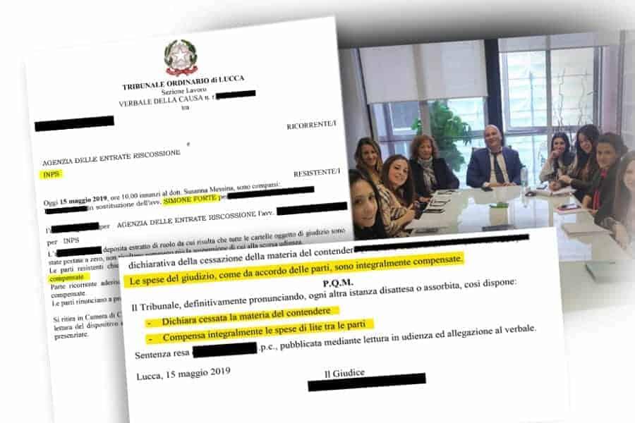 sentenza Pignoramento - CFC Legal Garanti Del Contribuente