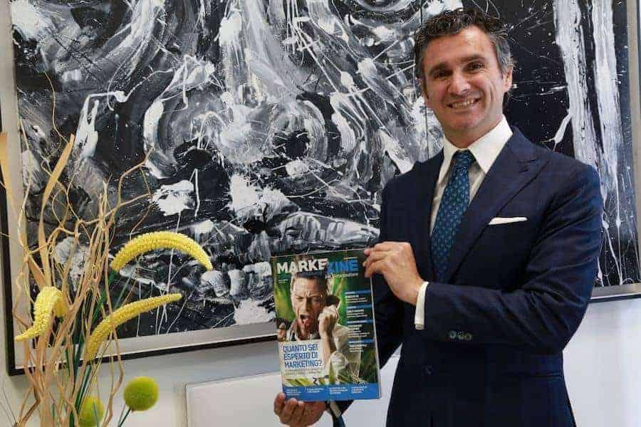 Carlo Carmine, MarkeZine Carlo Carmine - CFC Legal Garanti Del Contribuente