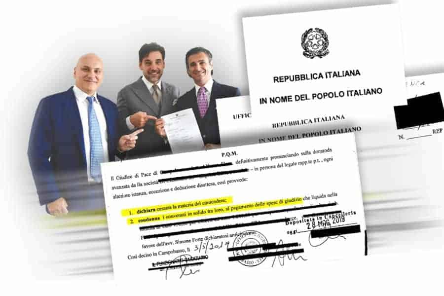 ingiunzione di pagamento - CFC Legal Garanti Del Contribuente