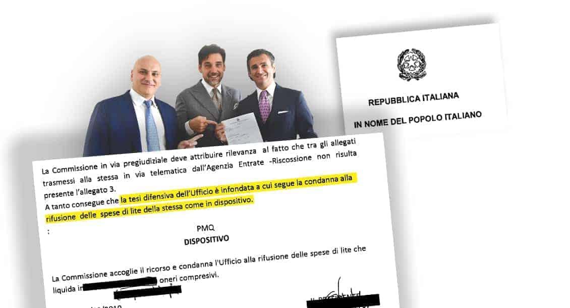 annullamento debito ex equitalia - CFC Legal Garanti Del Contribuente