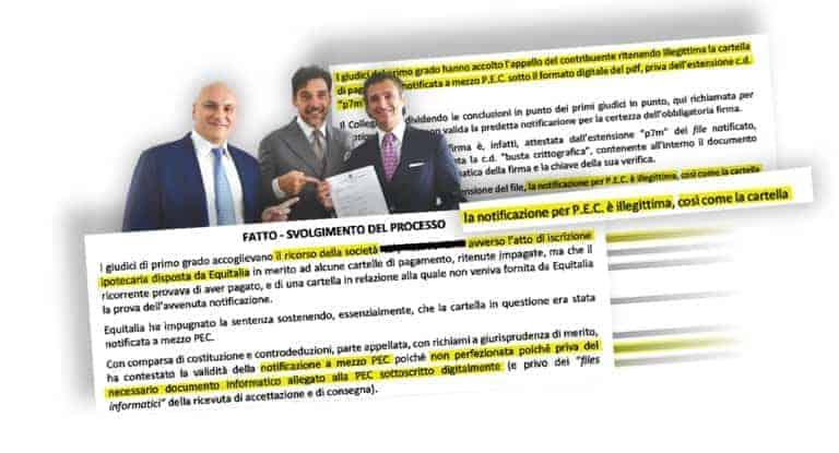 Carlo Carmine, Ipoteche ex Equitalia - CFC Legal Garanti Del Contribuente