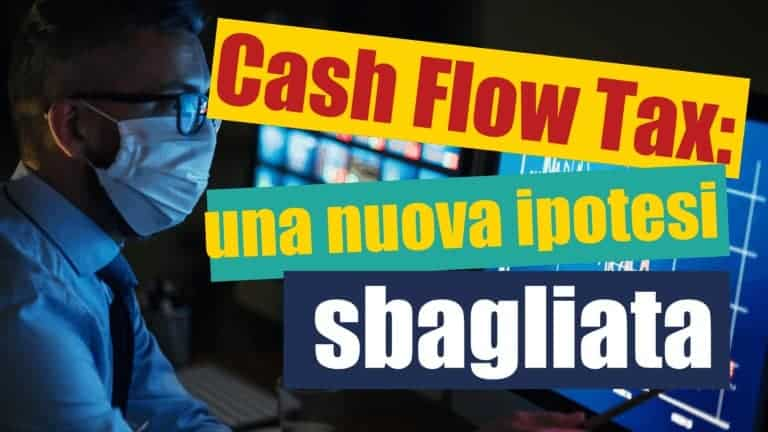 Cash Flow Tax, Agenzia entrate, Recovery Fund, CFC Legal, Garanti dell'Imprenditore, Carlo Carmine