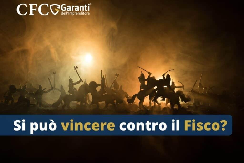 Si può vincere contro il Fisco?