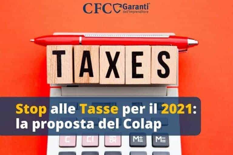tasse 2021, anno bianco
