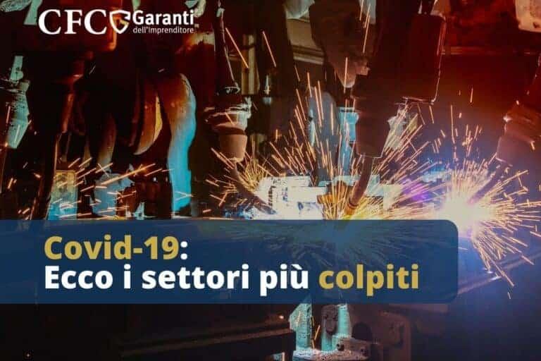 Covid-19: calo dei servizi