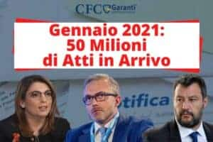 50 milioni di atti, Fisco, 2021, carlo carmine, rottamazione quater, pace fiscale
