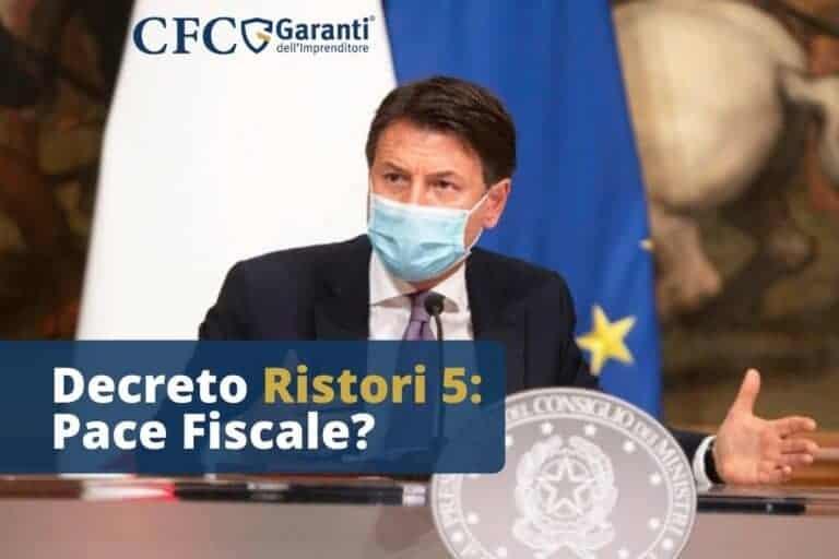 Ristori 5: Pace Fiscale?
