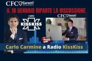 Carlo Carmine Radio KissKiss