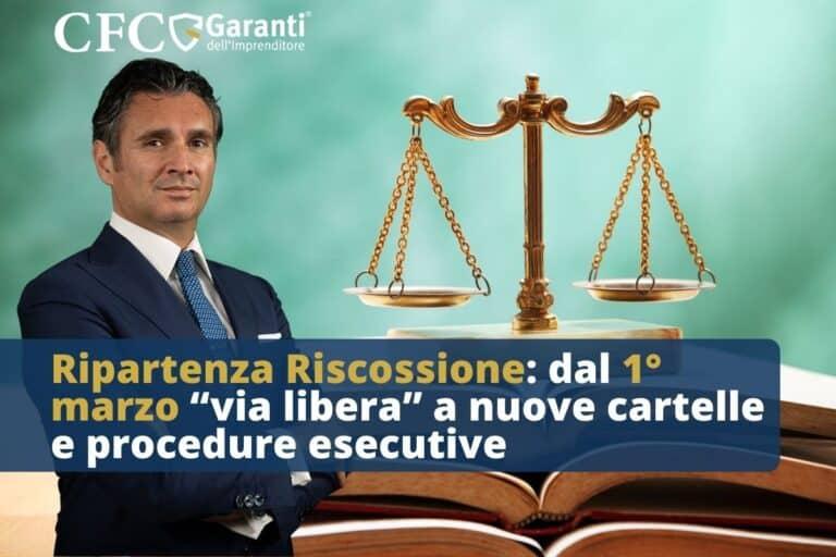 """Ripartenza Riscossione: dal 1° marzo """"via libera"""" a nuove cartelle e procedure esecutive"""