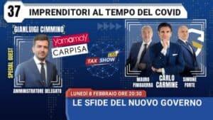 Tax Show Live Cimmino