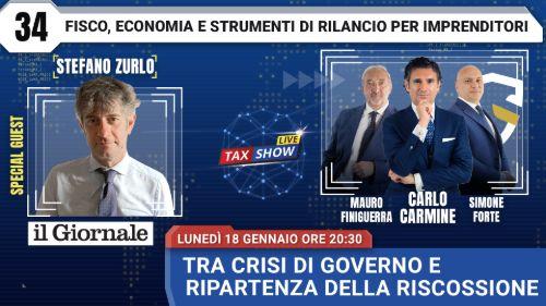 Tax Show Live Zurlo