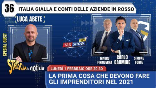 Tax Show Live Abete