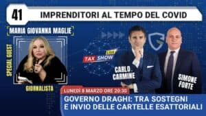 Tax Show Live con Maria Giovanna Maglie