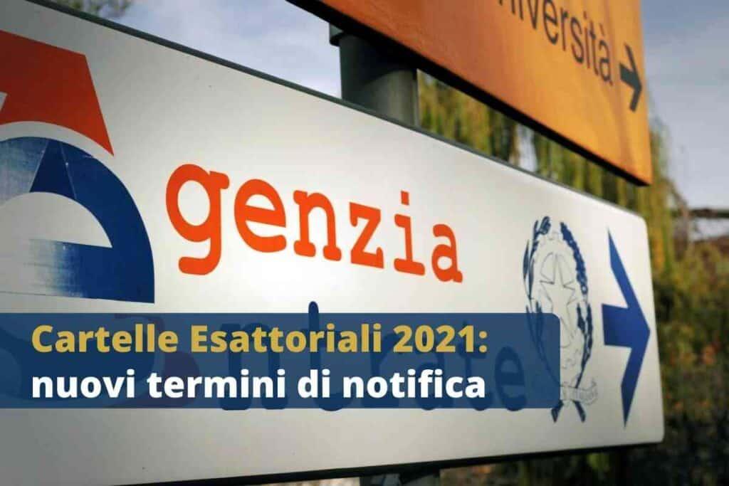 DL Sostegni: Novità in materia fiscale, cartelle esattoriali 2021