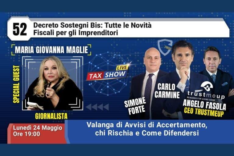 tax Show Live