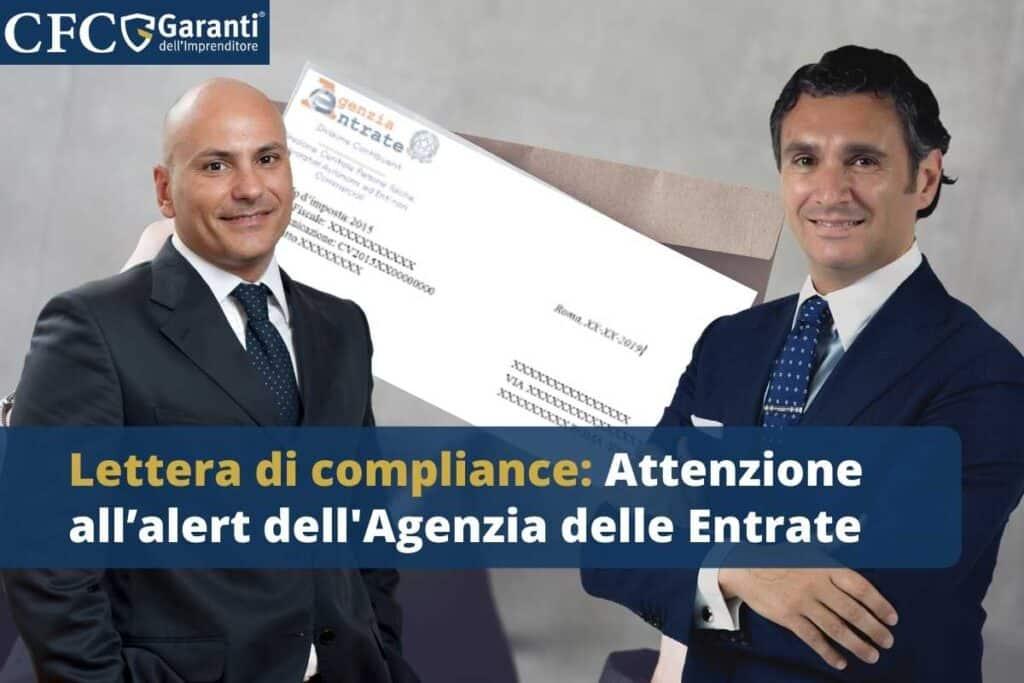 lettera di compliance