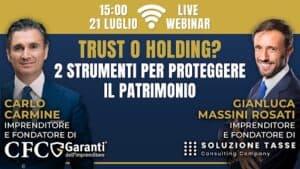 trust o holding
