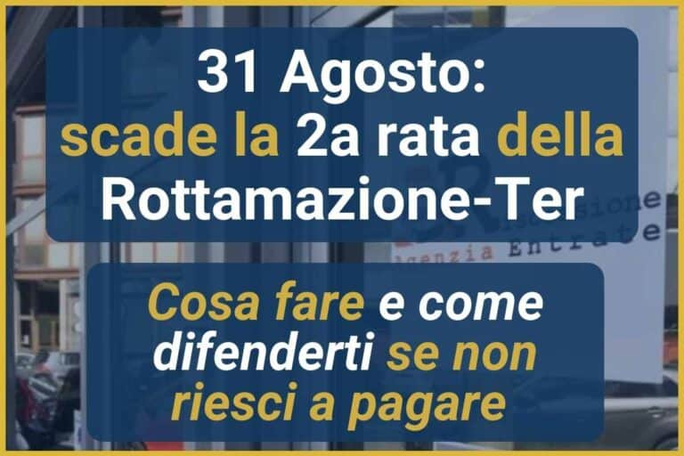 2a rata rottamazione ter, Cfc legal, Carlo Carmine, Saldo e stralcio, ripresa riscossione, agenzia delle entrate
