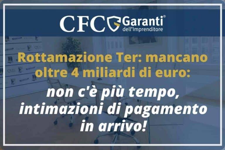 Carlo Carmine, CFC Legal, Garanti dell'Imprenditore, 1 Settembre riparte la Riscossione,